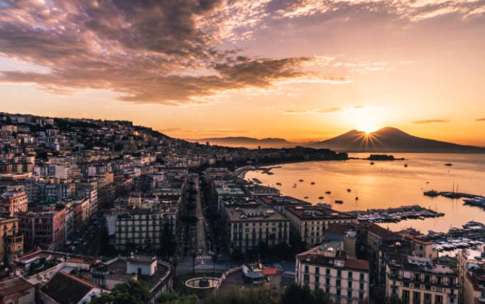 un week-end di maggio a Napoli