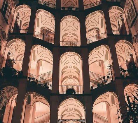 Miglio Sacro - Palazzo dello Spagnuolo