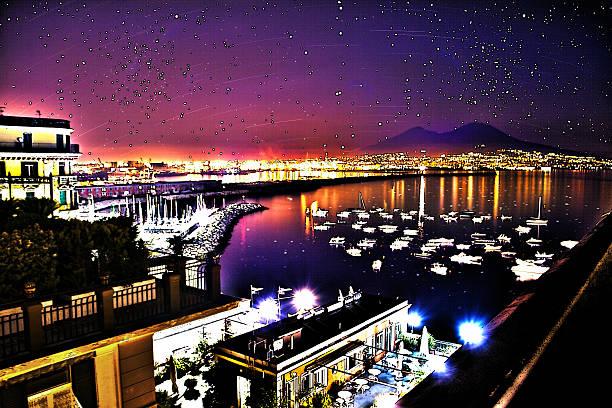 10 agosto a Napoli