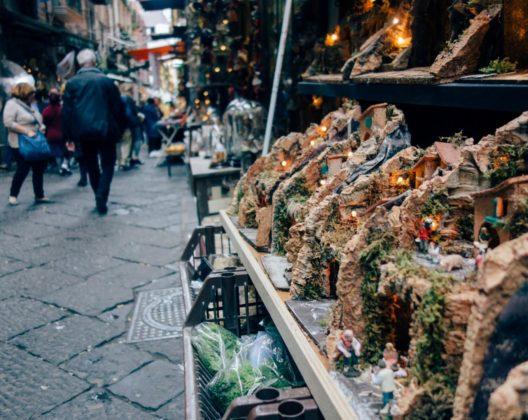 Immacolata 2018 a Napoli
