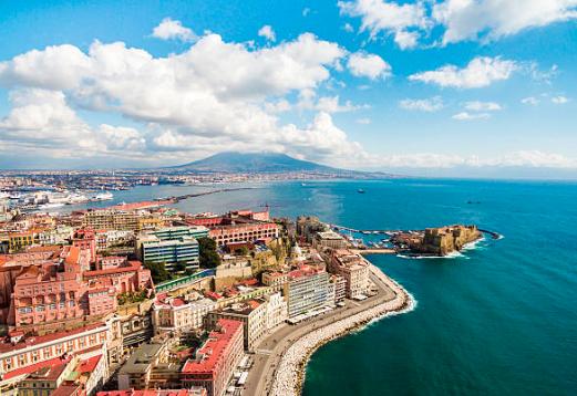 1 maggio 2018 a Napoli