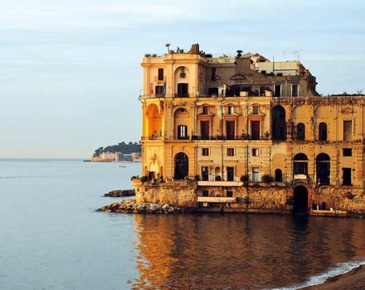 Misteri Segreti Napoli Palazzo Donn'anna