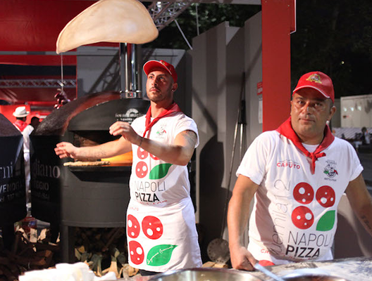Pizzaioli aNapoli