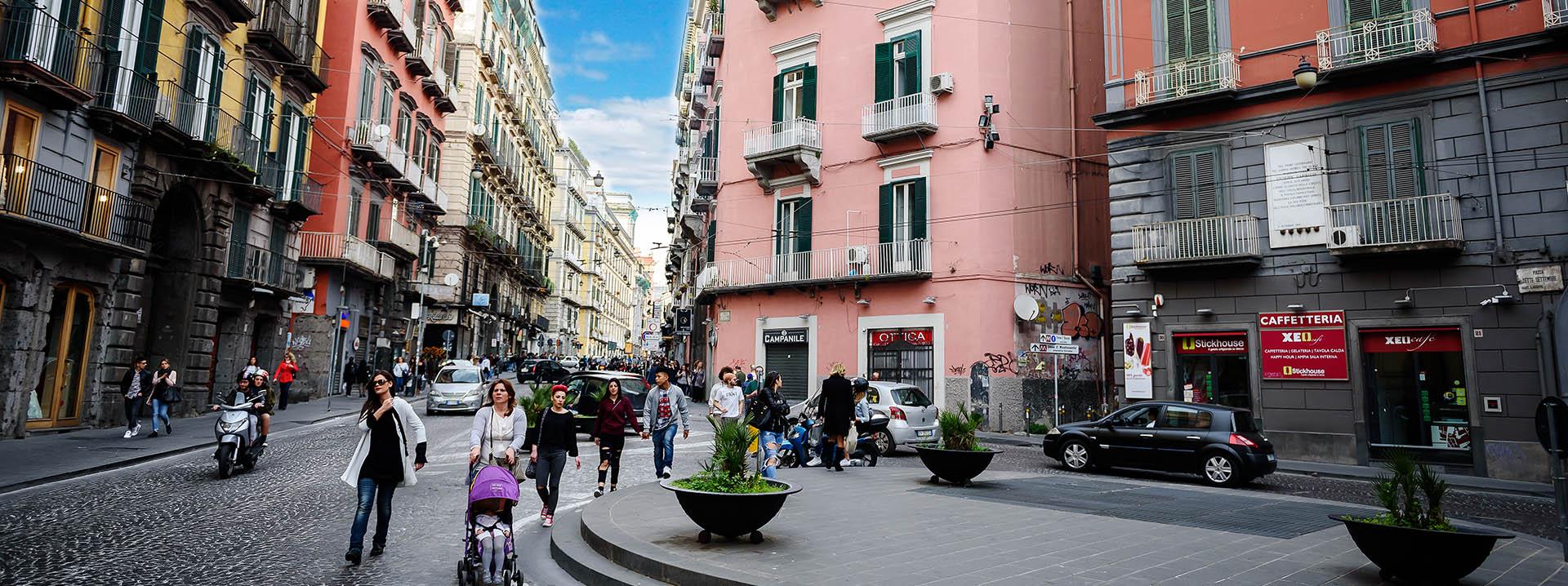b&b al centro storico di Napoli