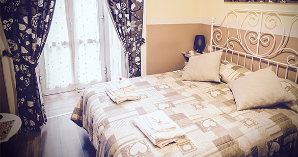 Bed and Breakfast Napoli Le 4 stagioni camere Via Toledo